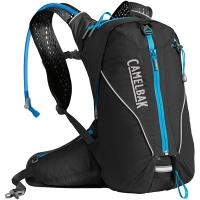 Camelbak Octane 16X Plecak biegowy z bukłakiem black atomic blue 19L 2019