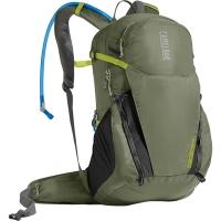 Camelbak Rim Runner 22 Plecak turystyczny z bukłakiem lichen green dark citron 2019