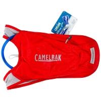 Camelbak Hydrobak Plecak rowerowy z bukłakiem racing red silver 1.5L 2019