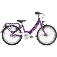 """Puky Skyride 20-3 Alu Light Miejski rower dziecięcy 20"""" lilac 2019"""
