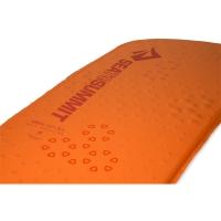 Sea to Summit Ultra Light S.I. Self Inflating Ultralekka mata samopompująca orange 2019