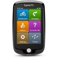 """Mio Cyclo™ 210 Central Europe Nawigacja rowerowa GPS 3,5"""" cala zwrot 50 PLN"""