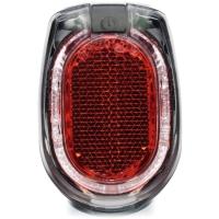 Busch & Muller Secula Plus Tylna lampka LED na dynamo