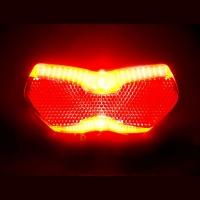 Busch & Muller Toplight View Permanent Lampka tylna na bagażnik