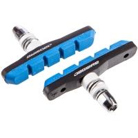 Jagwire Klocki hamulcowe V-Brake Mountain Sport 70mm niebieskie