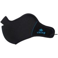 Viking Pehr Maska na rzep czarna z niebieskim