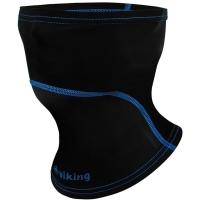 Viking Windstopper Parker Maska z membraną czarna z niebieskim