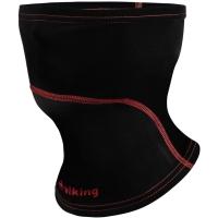 Viking Windstopper Parker Maska z membraną czarna z czerwonym