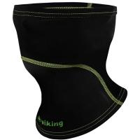 Viking Windstopper Parker Maska z membraną czarna z zielonym