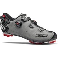 Sidi MTB Drako 2 SRS Carbon Buty rowerowe SPD szary mat czarne 2019