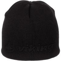 Viking Regular Salter Czapka sportowa czarna tłoczone logo
