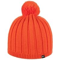 Viking Primaloft Viggo Czapka zimowa z pomponem pomarańczowa