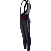 Castelli Sorpasso 2 Wind Spodnie rowerowe długie na szelkach z wkładką zimowe 2019