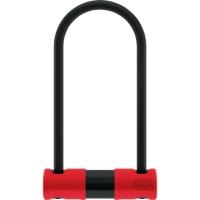 Abus 440 Alarm Zapięcie rowerowe U Lock czarno czerwone
