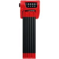 Abus Bordo Combo 6100 Zapięcie rowerowe składane SH czerwone