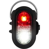 Sigma Micro Duo Lampka tylna czarna
