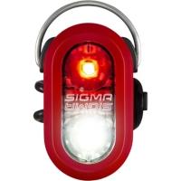 Sigma Micro Duo Lampka tylna czerwona