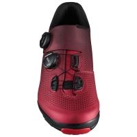 Shimano SH XC701 XC7 Boa Buty XC SPD czerwone 2019