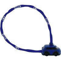 Abus My first Abus 1510 Security Department Zapięcie rowerowe łańcuch z zamkiem 60cm niebieskie