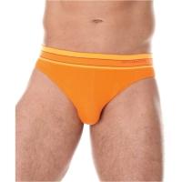 Brubeck Active Wool Slipy męskie pomarańczowe