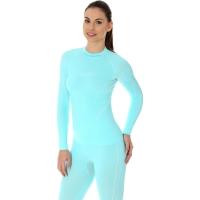 Brubeck Thermo Bluza damska błękitna