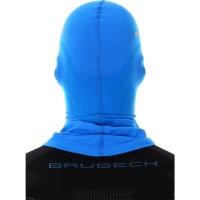 Brubeck Kominiarka termoaktywna merino niebieska