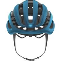 Abus AirBreaker Kask rowerowy szosowy steel blue