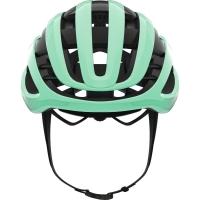 Abus AirBreaker Kask rowerowy szosowy celeste green