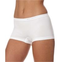 Brubeck Comfort Cotton Bokserki damskie białe