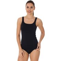 Brubeck Camisole Comfort Cool Koszulka damska na ramiączkach czarna