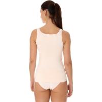 Brubeck Camisole Comfort Cool Koszulka damska na ramiączkach beżowa