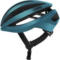 Abus Aventor Kask rowerowy szosowy steel blue