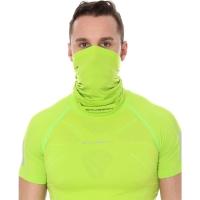 Brubeck Athletic Komin termoaktywny zielony