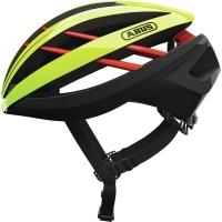 Abus Aventor Kask rowerowy szosowy neon yellow