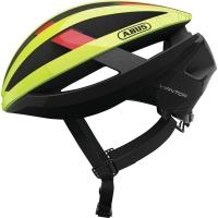 Abus Viantor Kask rowerowy szosowy neon yellow