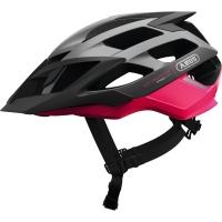 Abus Moventor Kask rowerowy MTB damski fuchsia pink