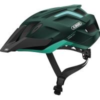 Abus MountK Kask rowerowy MTB smaragd green