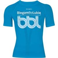 Brubeck BBL Koszulka męska krótki rękaw