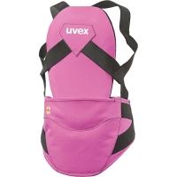 Uvex Usztywniany ochraniacz pleców junior 2019