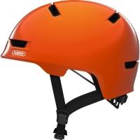 Abus Scraper Kid 3.0 Kask rowerowy dziecięcy shiny orange
