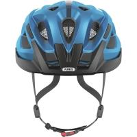 Abus Aduro 2.0 Kask rowerowy miejski steel blue