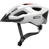 Abus Aduro 2.0 Kask rowerowy miejski race white