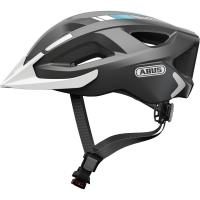 Abus Aduro 2.0 Kask rowerowy miejski race grey