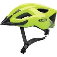 Abus Aduro 2.0 Kask rowerowy miejski neon yellow