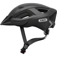 Abus Aduro 2.0 Kask rowerowy miejski velvet black