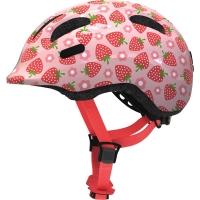 Abus Smiley 2.1 Kask rowerowy dziecięcy rose strawberry