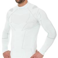 Brubeck Cooler Komplet odzieży termoaktywnej na motocykl bluza + spodnie unisex jasnoszare
