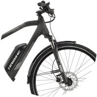 Haibike SDURO Trekking 1.0 Rower elektryczny Bosch 250W Shimano Acera 2019