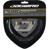 Jagwire Mountain Elite Link Shift Zestaw linek i pancerzy przerzutki MTB Shimano / Sram czarny