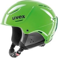 Uvex P1us rent Kask narciarski snowboard zielony 2019